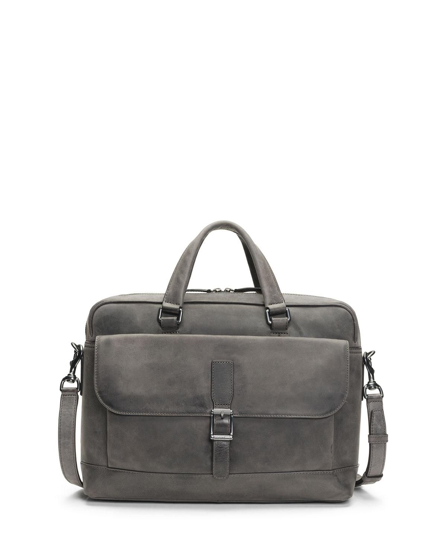 dabef591c Frye Men's Oliver Two-Handle Bag   Neiman Marcus