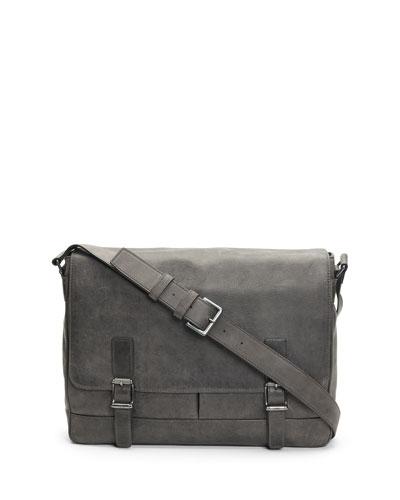 Men's Oliver Flap Messenger Bag