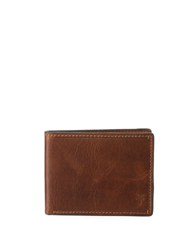 Men's Logan Slim Bi-Fold Wallet