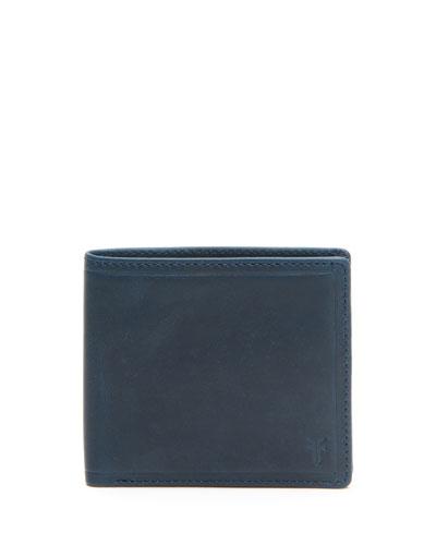 Logan Leather Billfold Wallet