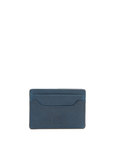 Men's Logan Leather Card Case