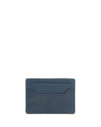 Men's Logan Leather Card Case