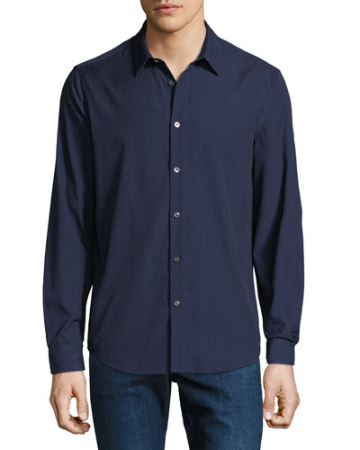 Men's Irving Canvas Sport Shirt