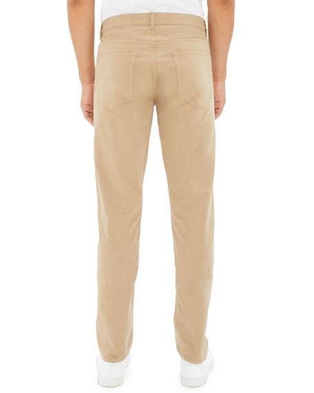 Men's Haydin Slim Straight Fit Soft Sateen Chino Pants