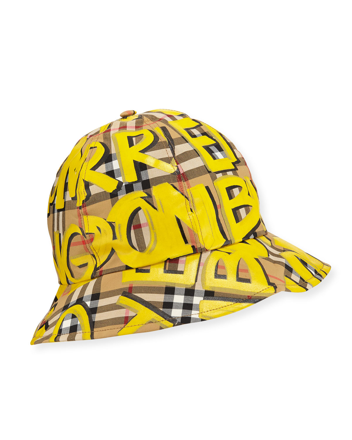 Burberry Men s Marker Graffiti Bucket Hat  707699c70d8