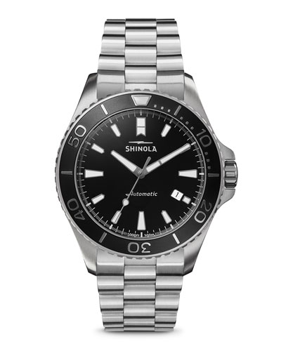 Men's 43mm Monster Bracelet Watch - Automatic