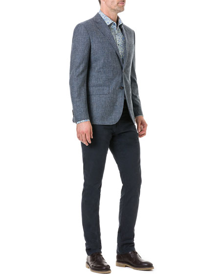 Men's Renton Road Two-Button Jacket