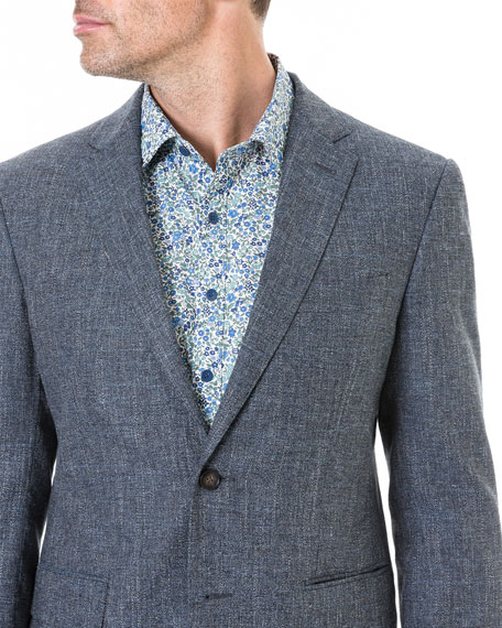 Men's Renton Road Two-Button Jacket