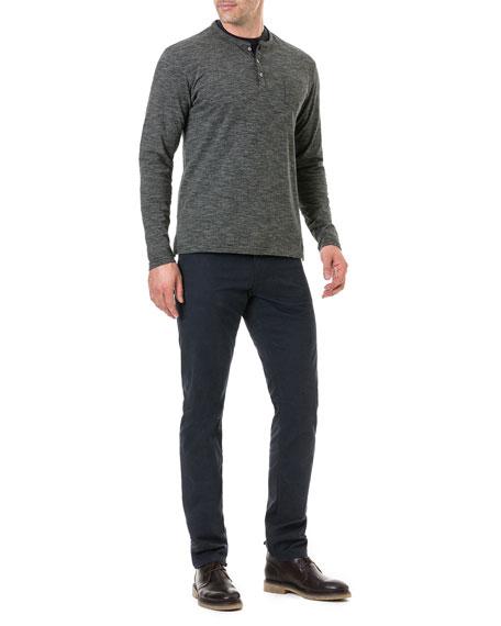 Men's Tasman Downs Henley Shirt