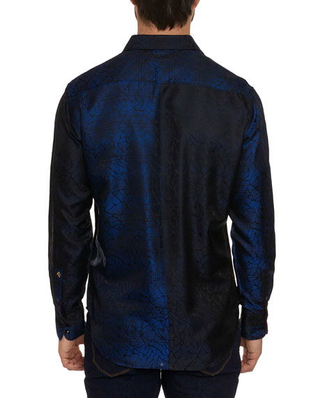 Limited Edition Seibelesk Metallic Silk Sport Shirt
