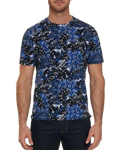 Men's Carvel Rock Graphic T-Shirt