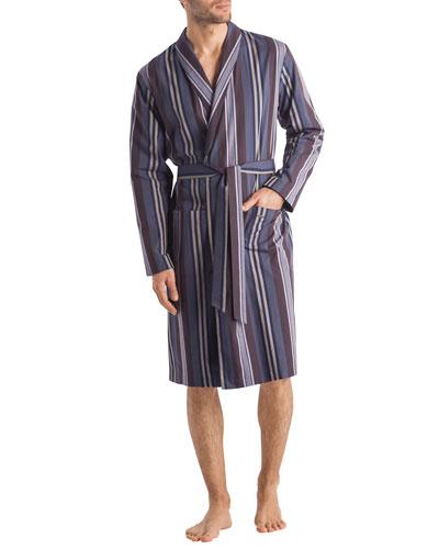 Men's Noe Striped Robe
