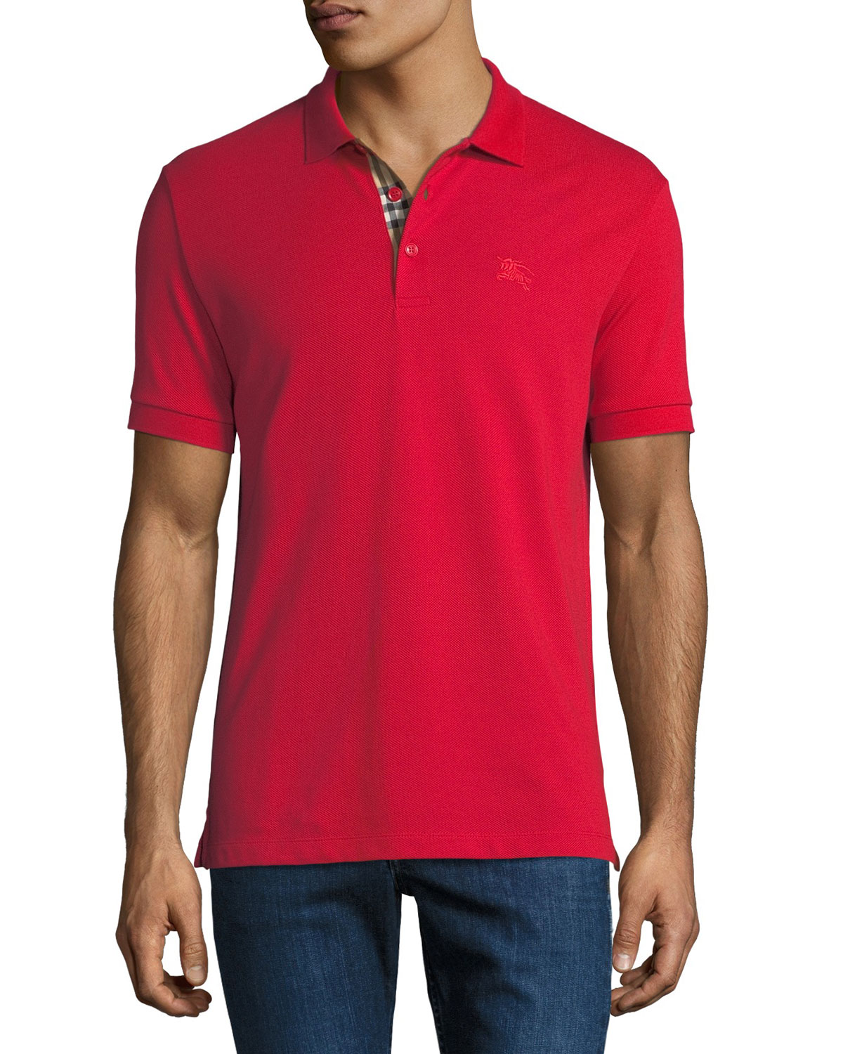 629a8ef89dd9 Burberry Men s Hartford Polo Shirt
