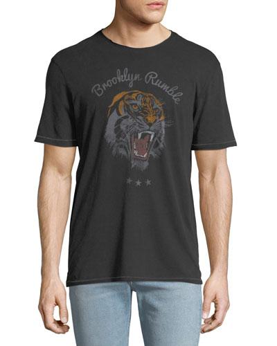 Men's Brooklyn Rumble Graphic T-Shirt