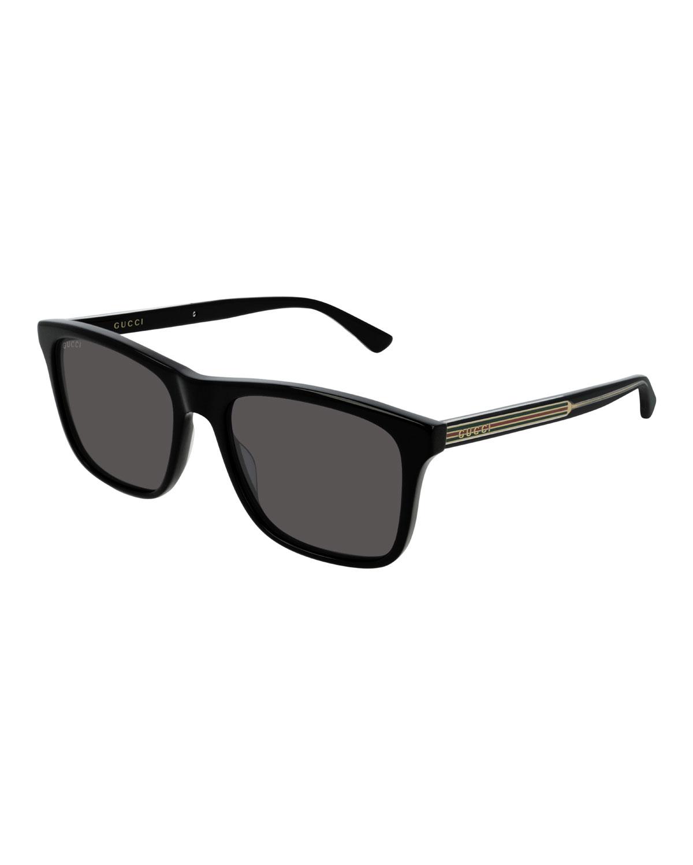 4c607e2b64 Gucci Men s GG0381S001M Sunglasses
