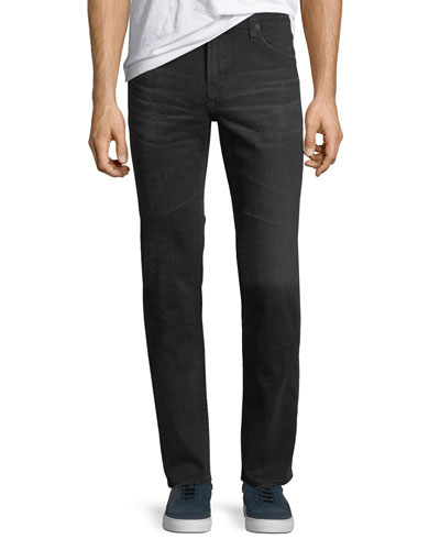 Men's Graduate Tailored-Leg Denim Jeans