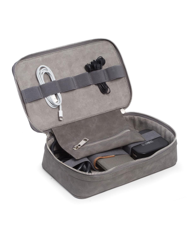 205a476bd0 Bey-Berk Tech Accessory Travel Case Toiletry Bag