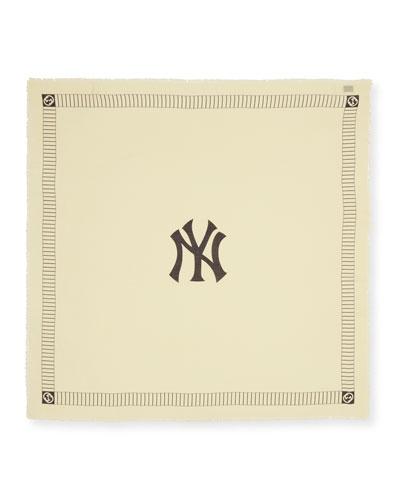 Men's New York Yankees MLB Logo Scarf