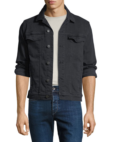 Men's Acamar Dark Jean Jacket