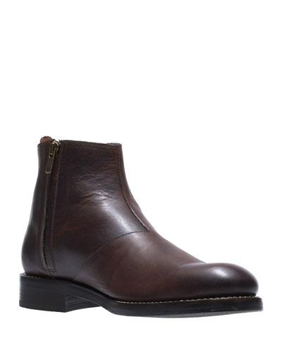 Men's Montague Leather Chelsea Boots, Brown