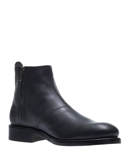 WOLVERINE Men'S Montague Chelsea Leather Boots in Black