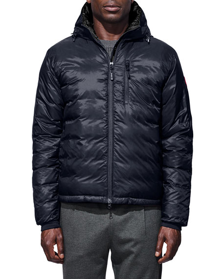 canada goose lodge hoody size guide