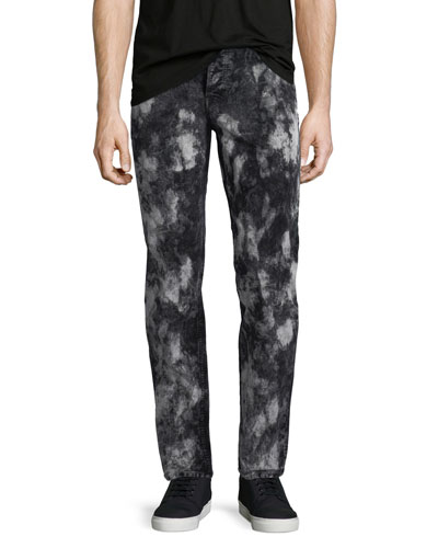 Men's Sartor Relaxed Skinny Jeans