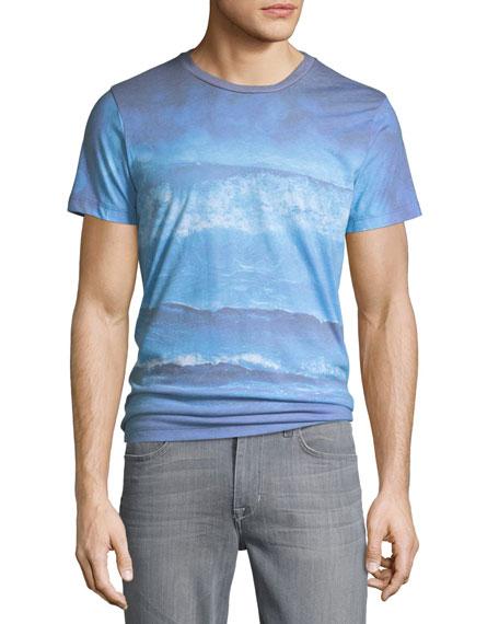 Sol Angeles Men's Oceana Crewneck T-Shirt