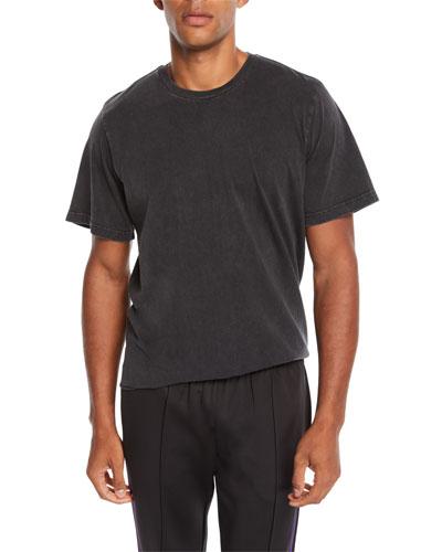 Men's Type-O1 Washed Jersey T-Shirt