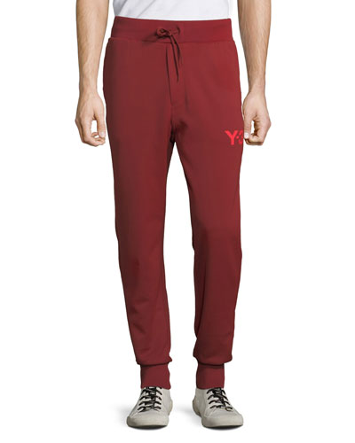 Men's Classic Double-Knit Track Pants