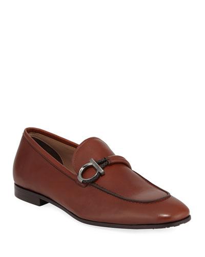 Men's America Dress Calfskin Loafers