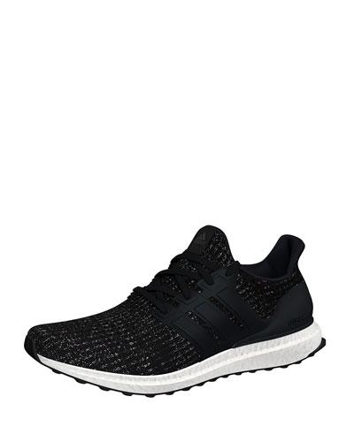Men's Ultraboost Running Sneakers  White/Black