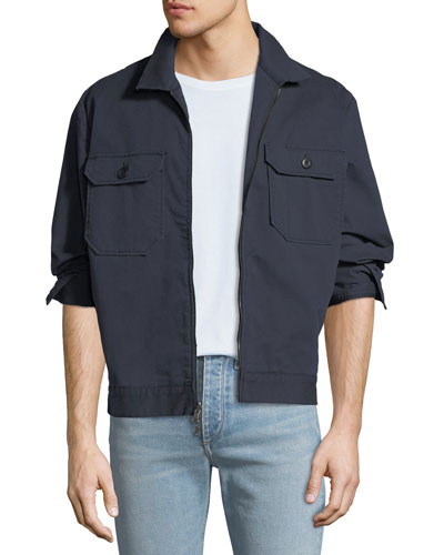 Men's Axle Shop Twill Jacket