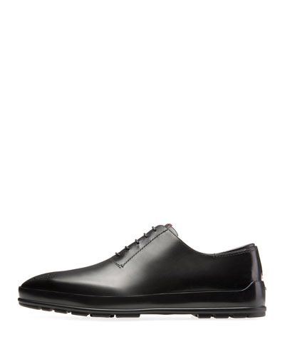 Men's Redison Leather Oxford Shoe  Black