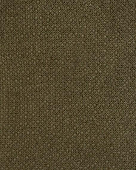Ermenegildo Zegna Men's Solid Textured Dress Shirt