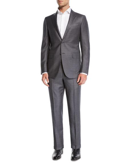 Ermenegildo Zegna Men's Two-Piece Wool Trofeo Suit