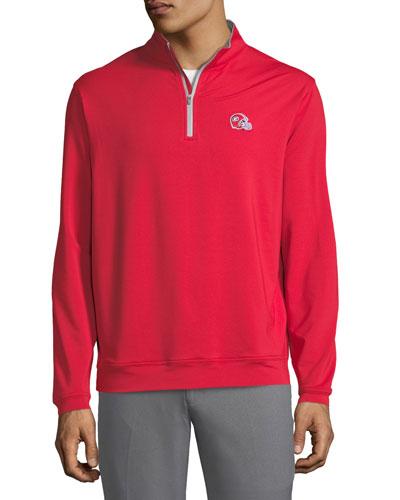 Men's University of Georgia Football Perth Sweater, Red