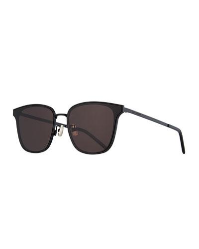Men's SL272 Metal Sunglasses - Solid Lenses