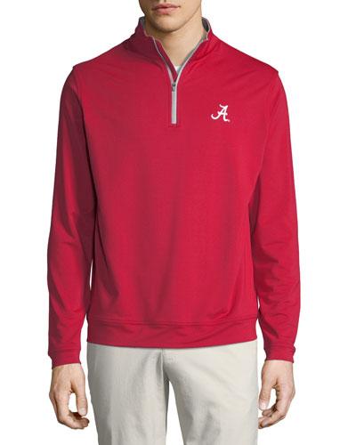 Men's University of Alabama Perth Sweater, Crimson