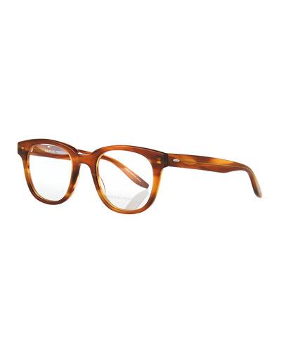Men's Bruce Pask Thurston Tortoiseshell Optical Glasses