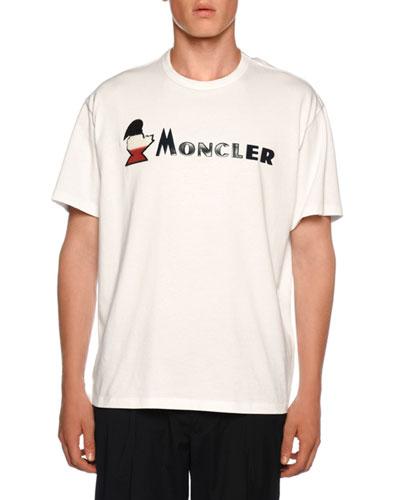 Men's Graphic Jersey T-Shirt
