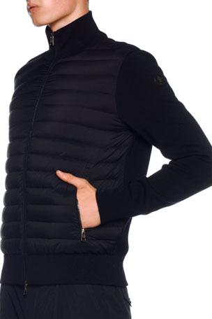 Moncler Chevalier Gilet Padded Sleeveless Jackets Man 10