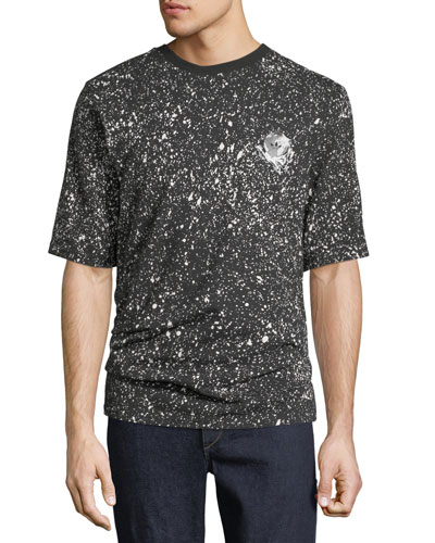 Men's Speckled Jersey T-Shirt