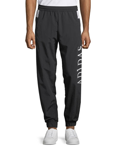Men's Logo-Print Track Pants