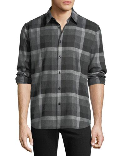 Men's Bantam Check Sport Shirt