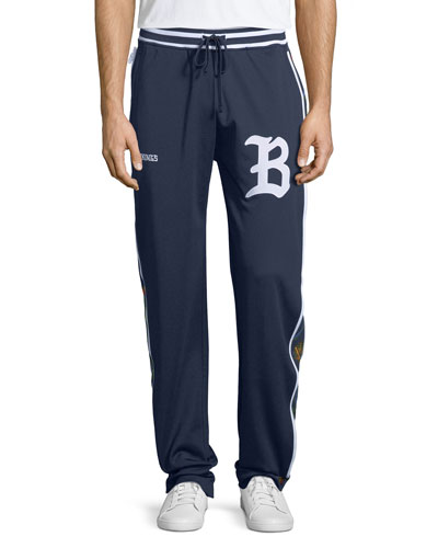 Men's Logo Warm-Up Track Pants