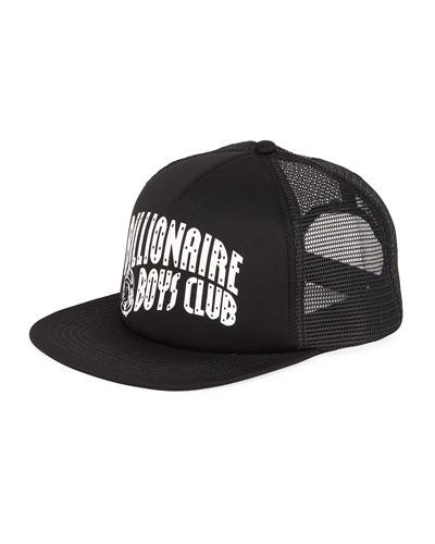 Men's Helmut Mesh-Back Trucker Hat
