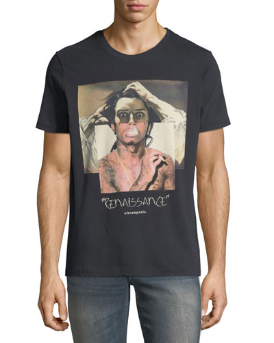 Men's Courbet Graphic T-Shirt
