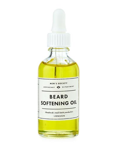 Beard Softening Oil