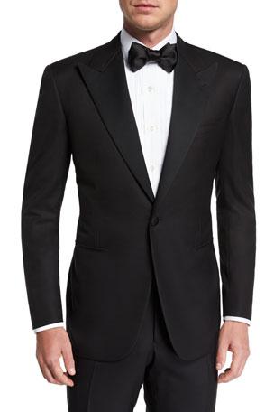 Stefano Ricci Men's Wool Two-Piece Tuxedo